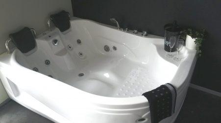 massagebad ergonomische lighouding