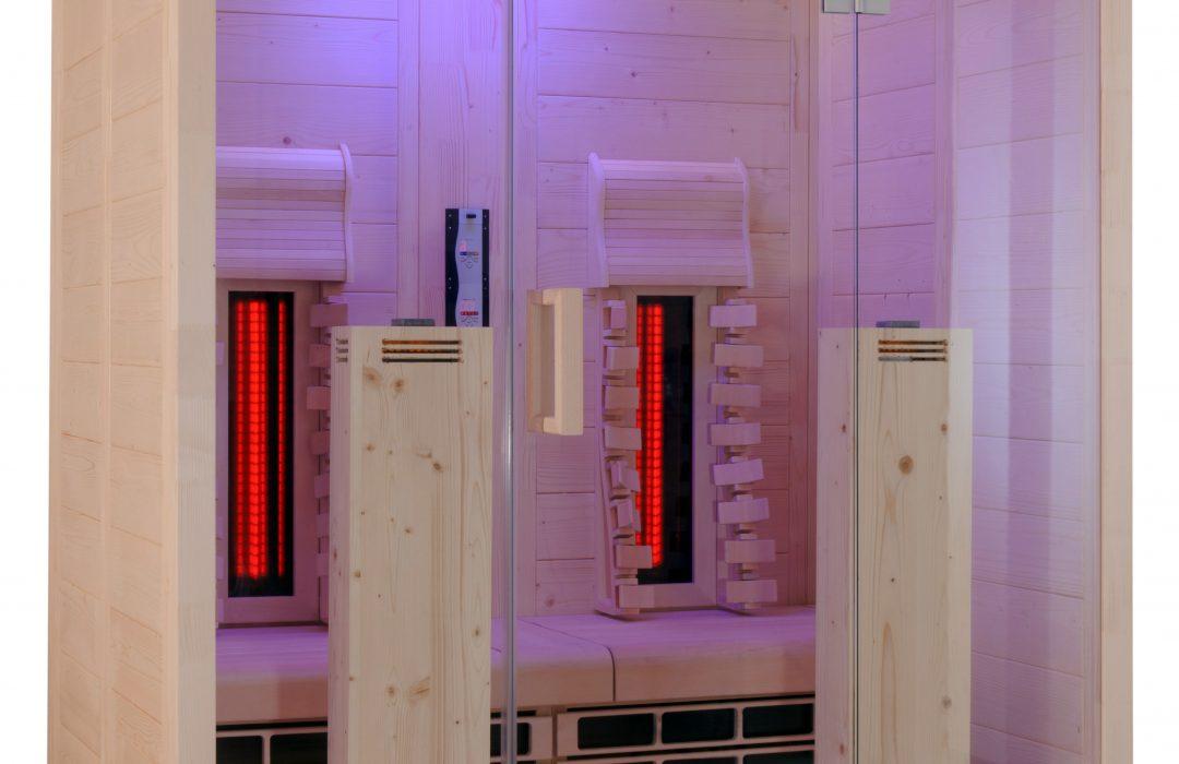 sentiotec infrarood
