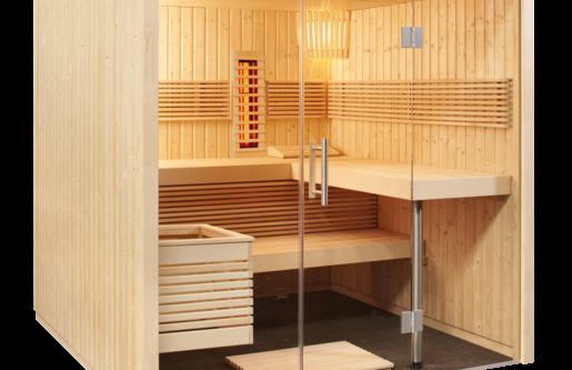 sauna overpelt